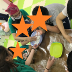 お菓子作り体験学習 ~白玉団子~