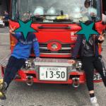 豊中南消防署開放デー