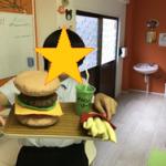 プチ職業体験(ハンバーガーショップ)